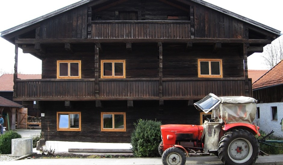 Bauernhaus in Bayern