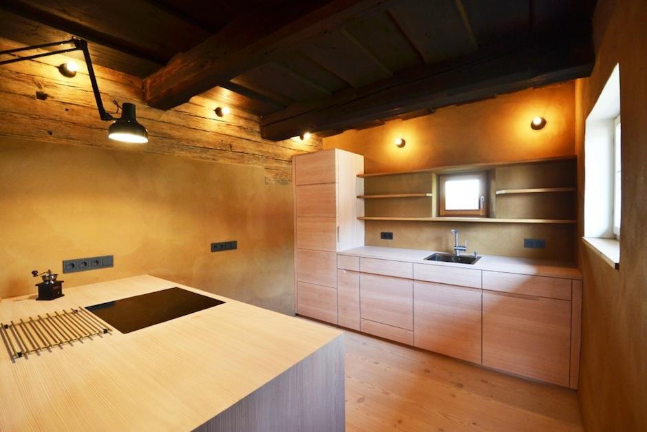 douglasie dielen für bauernhaus in bayern ? pur natur - Holzdielen In Der Küche