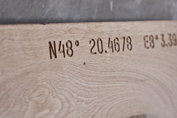 pur natur ist der erste Hersteller der einen Herkunftsnachweis für seine Dielenböden anbietet.
