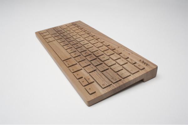 Vollständige Ansicht der Tastatur