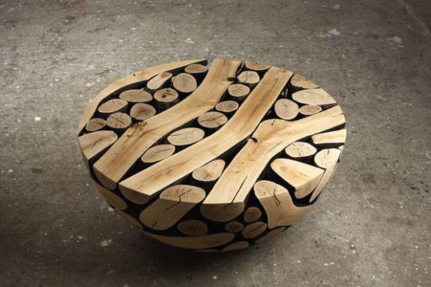 ausgefallene skulpturen und m bel von jaehyo lee pur natur. Black Bedroom Furniture Sets. Home Design Ideas