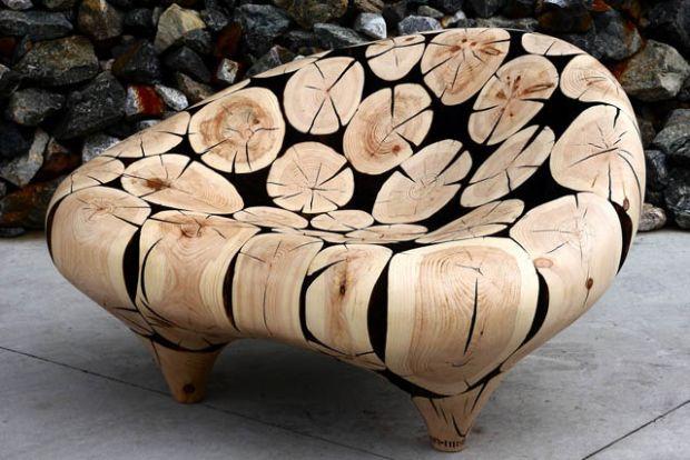 Ausgefallene Skulpturen und Möbel von JaeHyo Lee › pur natur