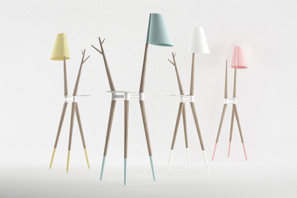 Garten Beleuchtung Stehlampe Design
