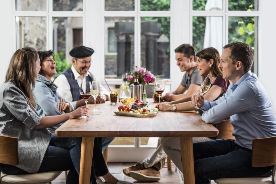 holzgespür - Tischgeschichten - WEB