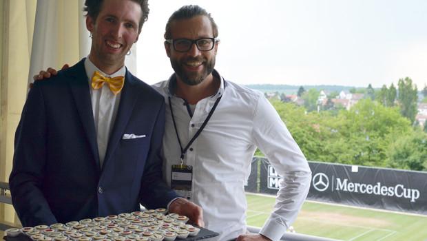 pur-natur_M-lounge_Mercedes-Cup_Juni2016_Ron&Steffen