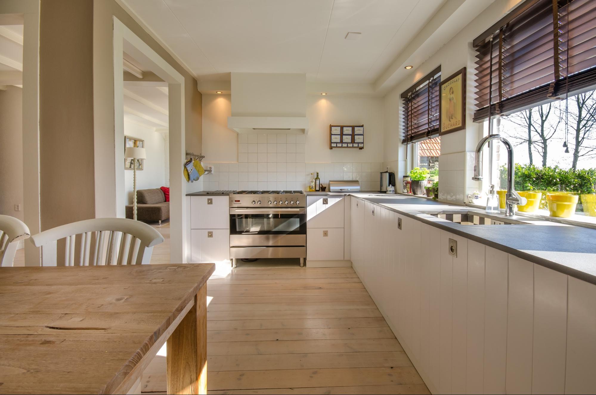 Bekannt Den optimalen Bodenbelag für die Küche finden – wie gut sind UP87